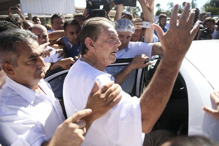 Méium é acusado de crimes como estupro de vulnerável e violação sexual - Foto: Marcelo Camargo l Agência Brasil