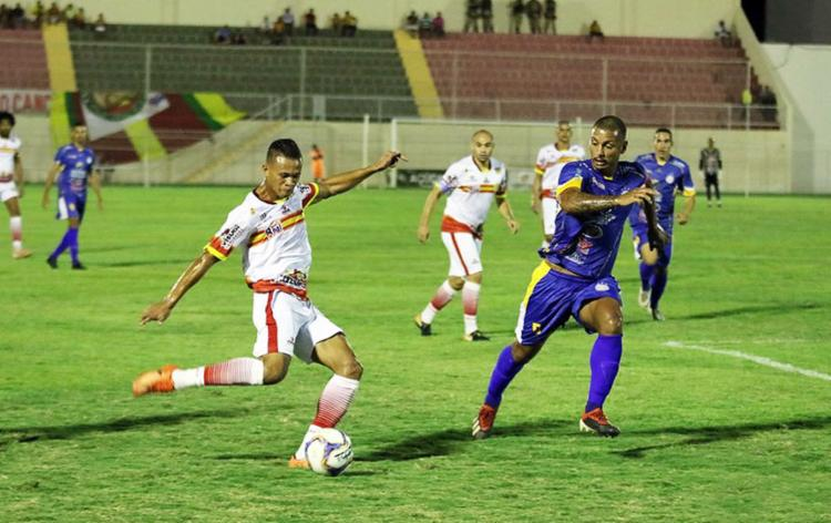 A equipe de Juazeiro fará a primeira partida em casa, contra o Patrocinense-MG - Foto: Divulgação l Juazeirense