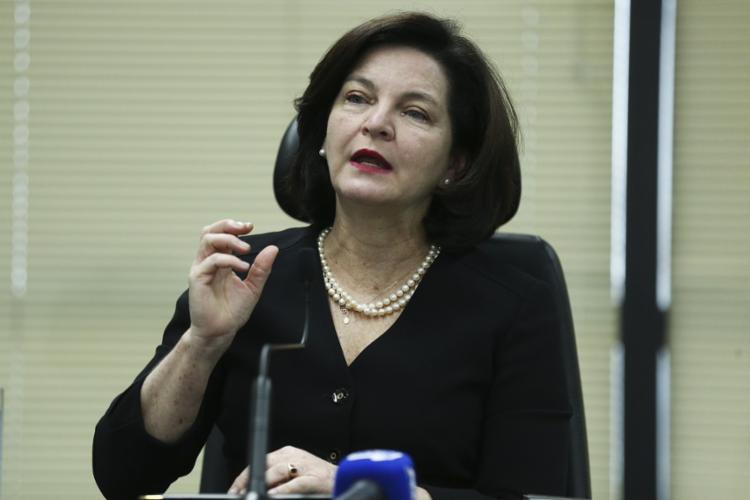 Raquel Dodge ainda rebateu a alegação do excesso de prazo da prisão - Foto: José Cruz | Agência Brasil