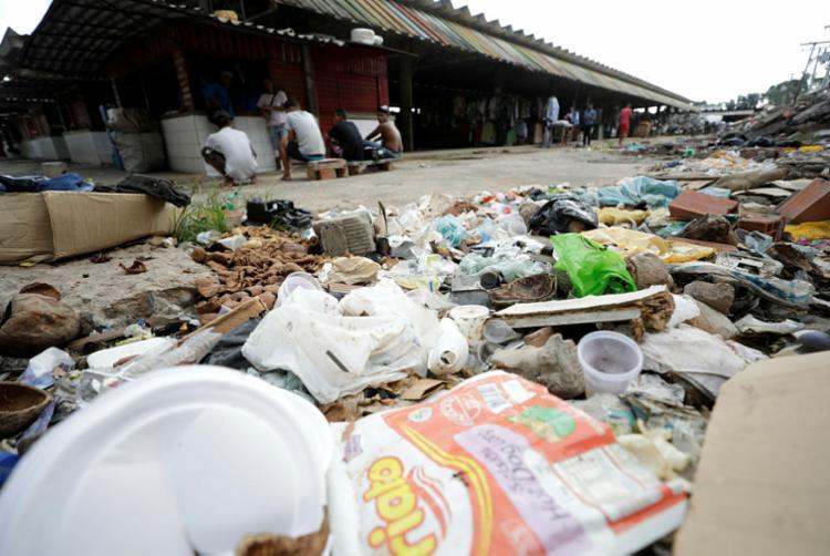 MP pede implantação de políticas públicas de saneamento básico e interrupção do lançamento de resíduos lixões - Foto: Joá Souza | Ag. A TARDE
