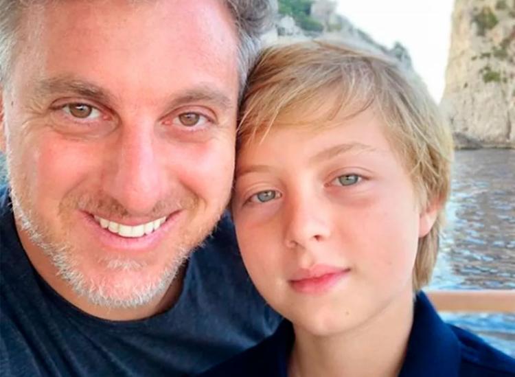Filho de apresentador teria sofrido um acidente durante passeio de lancha - Foto: Reprodução   Instagram