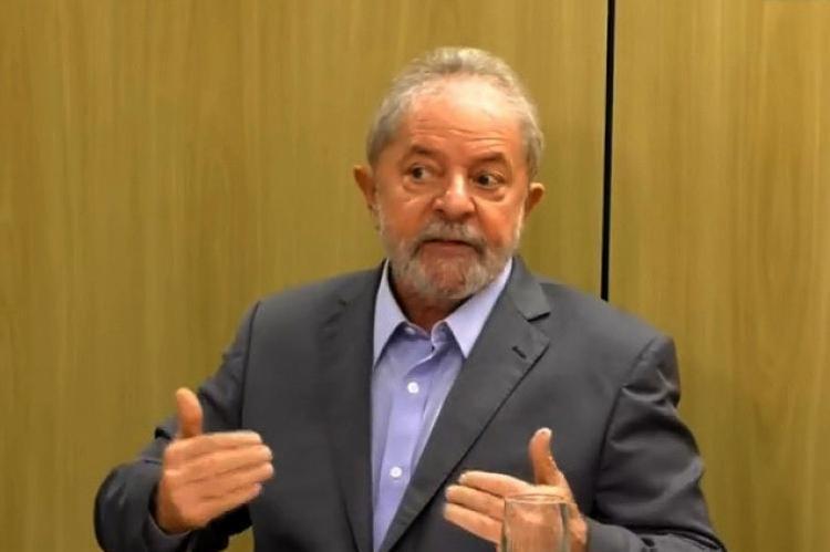 Lula foi condenado a 12 anos e onze meses de reclusão - Foto: Reprodução l Facebook l 26.4.2019