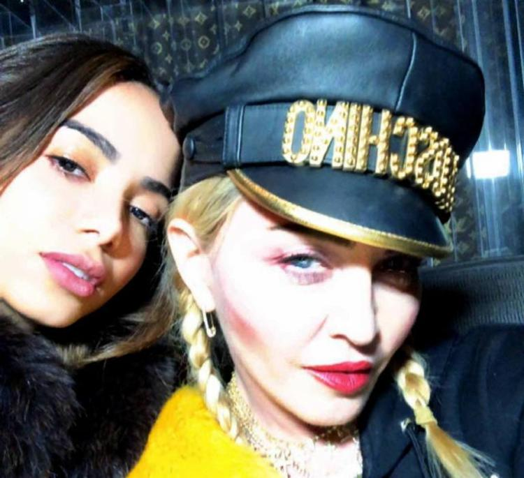 Jornal inglês definiu o funk de Madonna e Anitta como