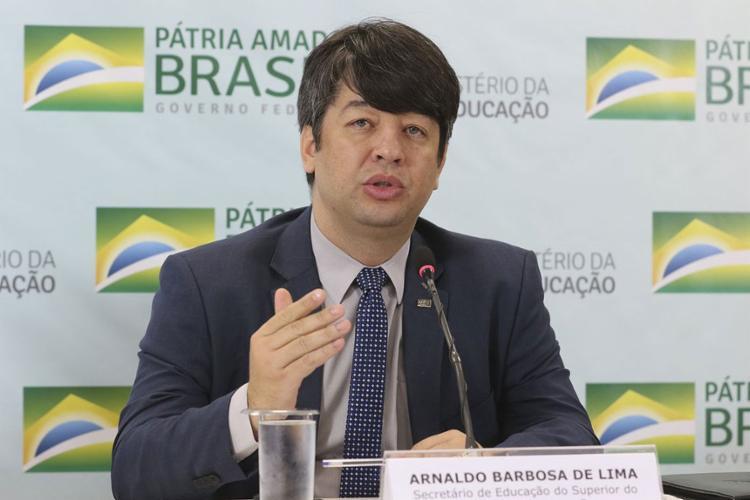MEC divulgou que o programa ofertará 59 mil vagas - Foto: Valter Campanato l Agência Brasil
