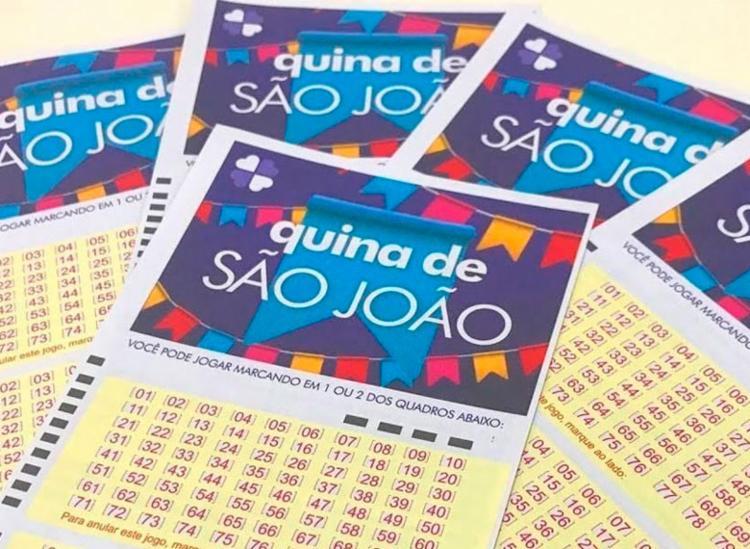 Valor deve ser o maior já pago desde 2011, quando a Quina de São João foi criada - Foto: Divulgação
