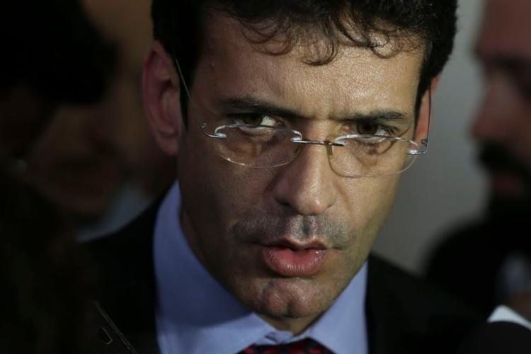 Mateus Von Rondon é suspeito de participar de supostas candidaturas laranjas do PSL - Foto: Valter Campanato | Agência Brasil