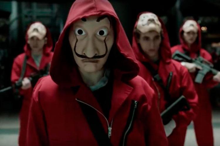 Terceira temporada de La Casa de Papel chega à Netflix no dia 19 de julho - Foto: Divulgação | Netflix