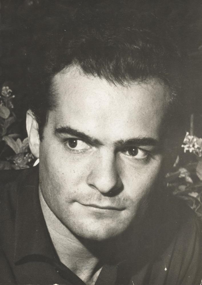 Othon Bastos viveu por uma década em Salvador, entre 1957 e 1967, ano em que esta imagem foi feita