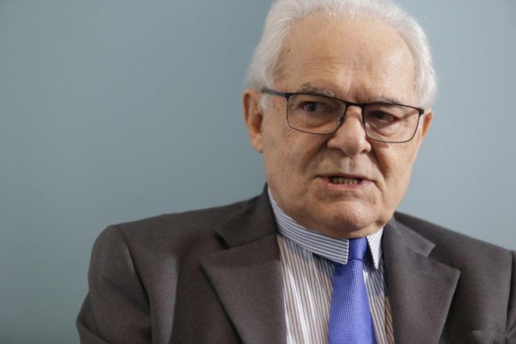 Aos 86 anos, o ator baiano Othon Bastos recebeu o título de Cidadão de Salvador - Foto: Raphaël Müller