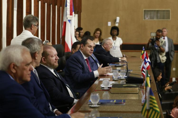 Nelson Leal criticou pontos da reforma da Previdência - Foto: Joá Souza l Ag. A TARDE