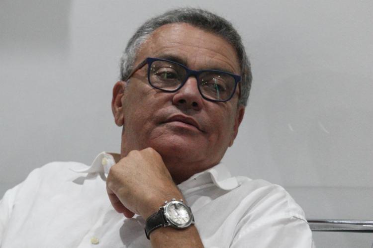 Presidente afirma que conteúdo do áudio era estimulo ao elenco - Foto: Luciano da Matta l EC Vitória