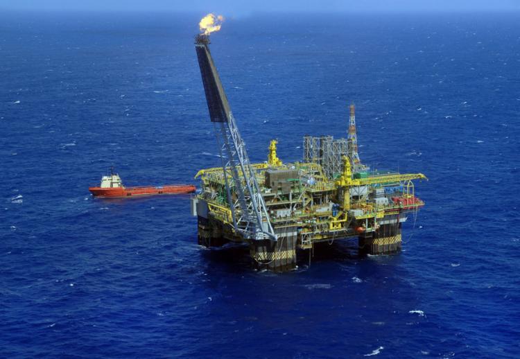 De seis campos de exploração, Petrobrás espera extrair cerca de 20 milhões de m³ por dia de gás natural, o equivalente a um terço da produção atual brasileira - Foto: Stéferson Faria l Petrobras
