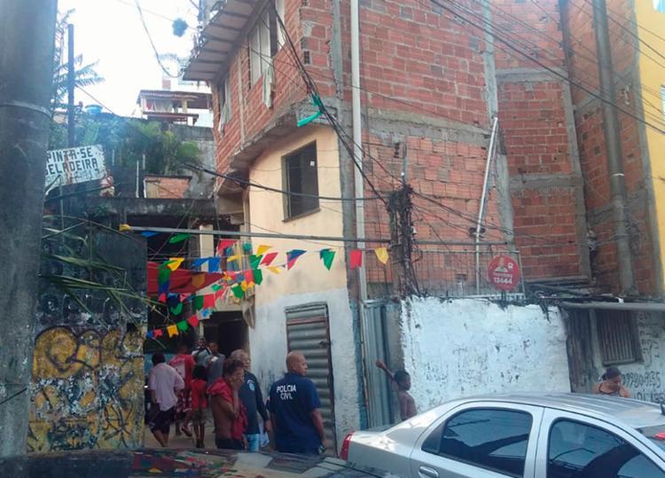 Alvos foram encontrados após denúncias e investigações policiais - Foto: Divulgação   SSP-BA