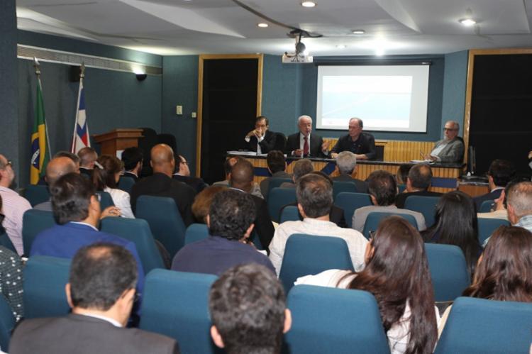 Chineses, italianos, espanhóis e franceses se reúnem com o governo estadual - Foto: Alberto Coutinho/Govba