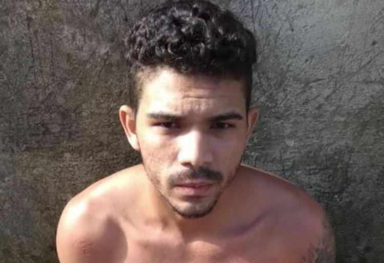 Maikson também é suspeito de tráfico de drogas em Porto Seguro - Foto: Divulgação | PM