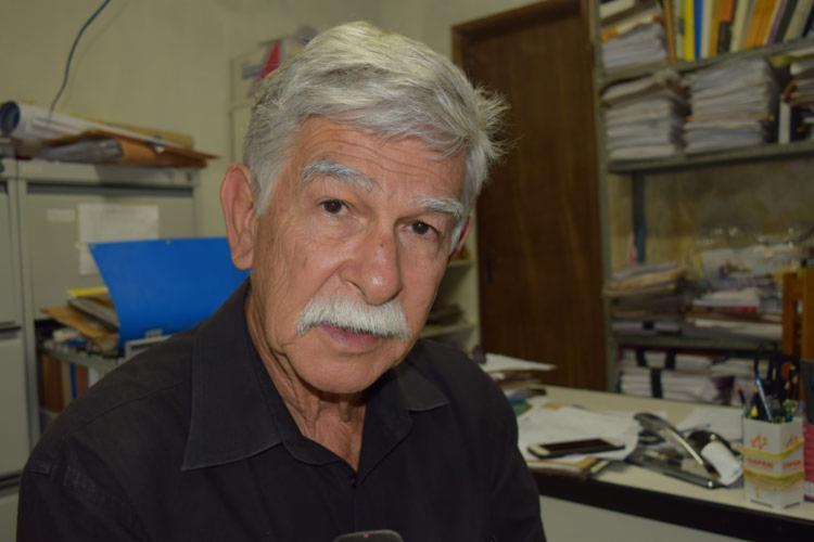 Eduardo Lima Vasconcelos é acusado de crime contra o município - Foto: Lay Amorim | Achei Sudoeste