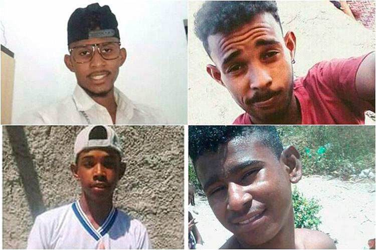 A vítimas, que eram primos, estavam em casas diferentes quando foram assassinados - Foto: Reprodução | Acorda Cidade