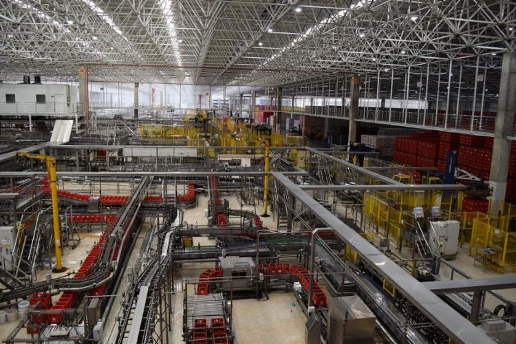 Nova fábrica do Grupo Petrópolis é inaugurada na Bahia - Foto: Divulgação