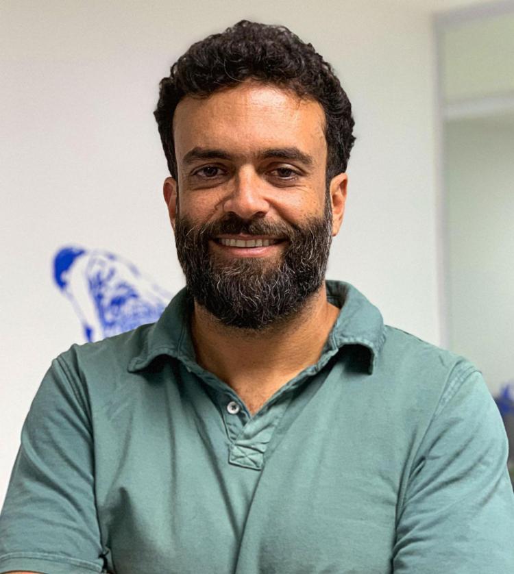 Empresário e publicitário, Ricardo Cury lançou em 2008 o livro de crônicas Para Colorir - Foto: Will Vieira l Divulgação