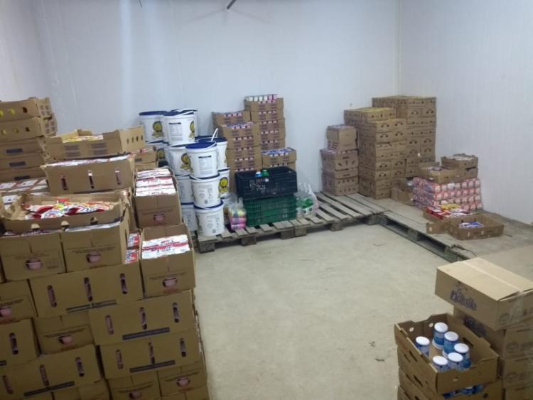 A carga está avaliada em cerca de R$ 250 mil - Foto: Divulgação | SSP