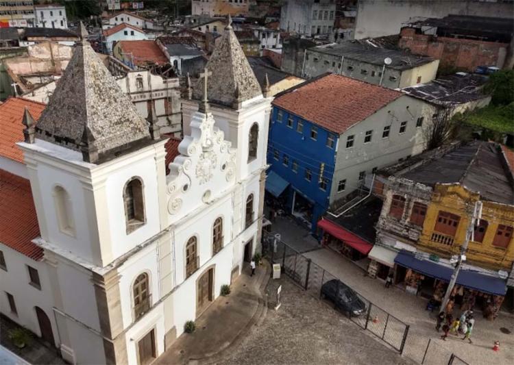 Câmeras de segurança no local serão analisadas pela Delegacia Especial de Proteção ao Turista (Deltur), - Foto: Tiago Dantas | Google Maps