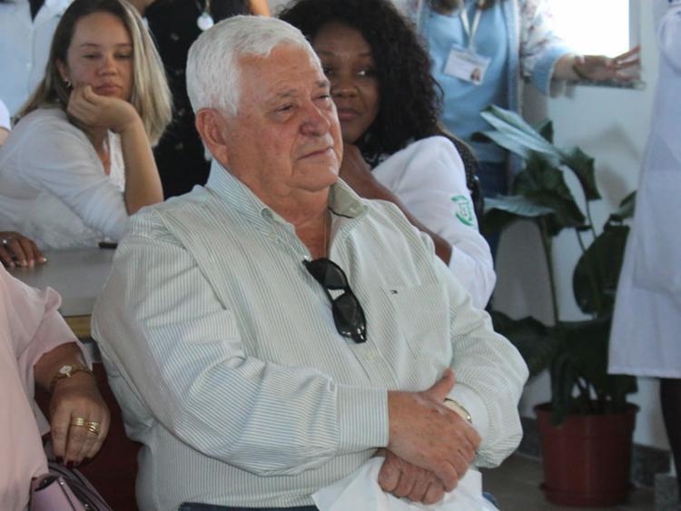 Dr. Bahia assumiu a liderança do Hospital Martagão Gesteira em 1990 - Foto: Divulgação