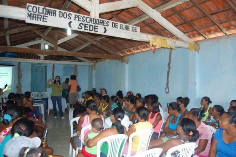 Comunidade alega que denúncia acontece desde 2004 - Foto: MP-BA | Divulgação