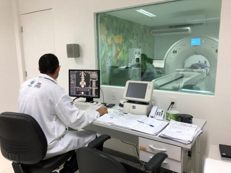 A unidade atende a demanda de 19 municípios e, ao longo do primeiro ano de funcionamento, promoveu mais de 52 mil exames e, aproximadamente, 27 mil consultas - Foto: Jairo Gonçalves/GOVBA