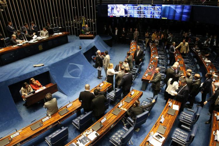 O texto segue agora para sanção presidencial - Foto: Fabio Rodrigues Pozzebom l Agência Brasil