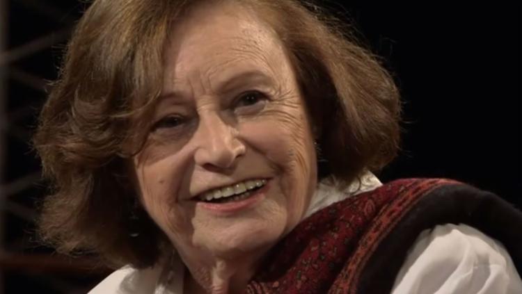 Nascida em Paranapiacaba em 1932, Sônia colaborou para a divulgação do teatro na região - Foto: Divulgação | TV Cultura