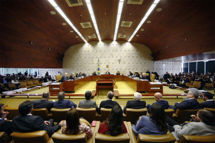 Os ministros decidiram que a dispensa não vale para empresas matrizes - Foto: Rosinei Coutinho l SCO l STF