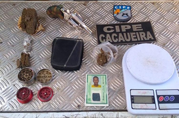 Landerson Silva Almeida chegou a ser socorrido, mas não resistiu aos ferimentos. - Foto: Divulgação | SSP