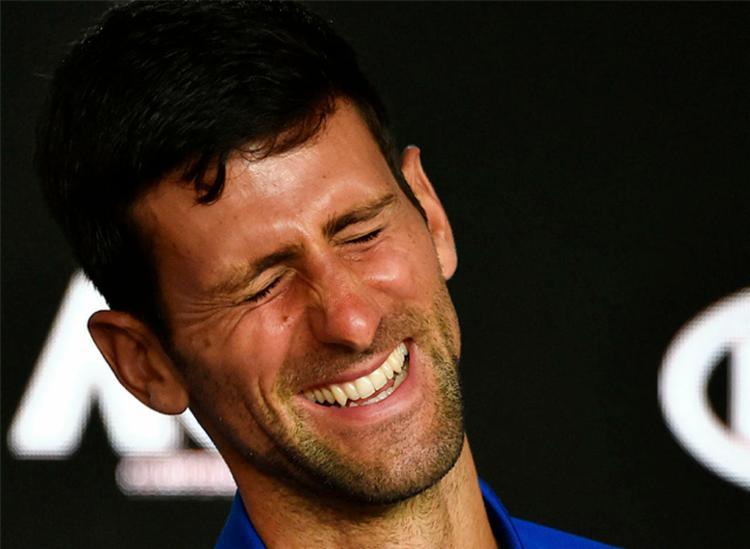 Número um do mundo superou Jan-Lennard Struff por 3 sets a 0 - Foto: Paul Crock | AFP