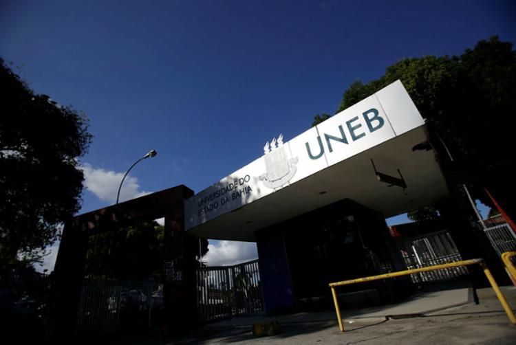 Uneb recebeu maior valor, com R$ 4.812.500 - Foto: Raphael Muller   Ag. A TARDE