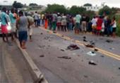 Duas pessoas morrem e quatro ficam feridas em acidente na BR-101 | Foto: Infosaj