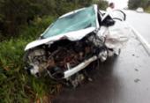 Quatro pessoas morrem em acidente na BR-101 | Foto: Divulgação | Blog do Valente