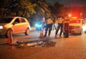 Homem morre após ser atropelado na Av. Luís Eduardo Magalhães | Foto: Felipe Iruatã | Ag. A TARDE
