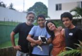 Família cria série de animação para ajudar filho com autismo | Foto: Felipe Iruatã | Ag. A TARDE