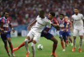 Bahia luta até o fim, mas perde do Grêmio e é eliminado da Copa do Brasil | Foto: Uendel Galter l Ag. A TARDE