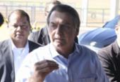 Bolsonaro: Acredito que anúncio do FGTS vai ser na quarta-feira | Foto: Valter Campanato | Agência Brasil