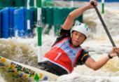 Ana Sátila conquista o ouro no Mundial Sub-23 de canoagem slalom | Foto: Divulgação