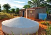 Comunidades Quilombolas são beneficiadas com cisternas | Foto: Divulgação
