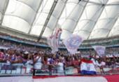 Bahia inicia venda de ingressos para decisão contra Grêmio | Foto: Adilton Venegeroles | Ag. A TARDE