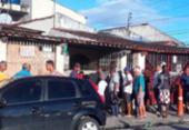 Homem é morto a tiros dentro de oficina em Feira de Santana | Foto: Reprodução | Acorda Cidade