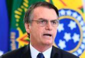 Bolsonaro critica multa do FGTS em demissão sem justa causa | Foto: EVARISTO SA | AFP