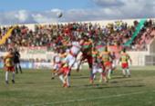 Série D: Juazeirense vence em casa e Jacuipense arranca empate | Foto: Divulgação | Juazeirense