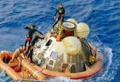 Brasil comemora chegada do homem à Lua | Foto: Reprodução | Nasa