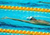 Guido vai mal e é o 7º na final dos 100m costas na Coreia do Sul | Foto: Satiro Sodré | rededoesporte.gov.br