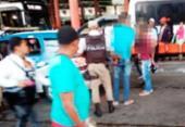 PM frustra tentativa de assalto a ônibus em Feira de Santana | Foto: Reprodução | Blog Central de Polícia