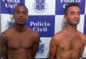 Jovem é capturado após tentar fugir de PMs pelo mar em Amaralina | Foto: Divulgação | SSP